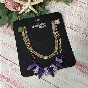 Charlotte Russe Statement Necklace